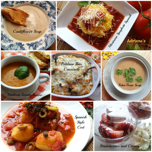 Favorite Recipes for Lent #LentenRecipes #ABRecipes