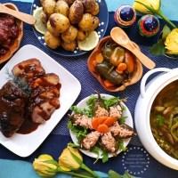 Menú para Semana Santa y la Pascua