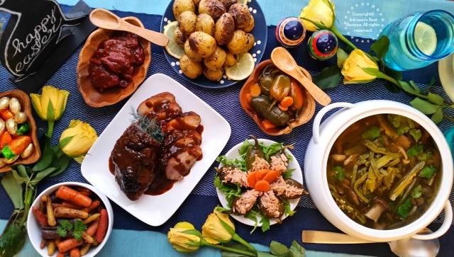 Holy Week and Easter Menu Suggestions #VivaLaMorena #ad