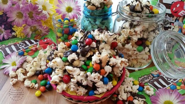 Mexican Crispy Popcorn Crunch Recipe #CrispyComeback #ad