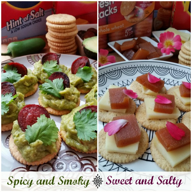 Snack Hacks with Latino Flair for the RITZ Snackify Challenge #PutItOnARitz #ad