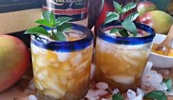 Rum Mango Mint Julep Recipe