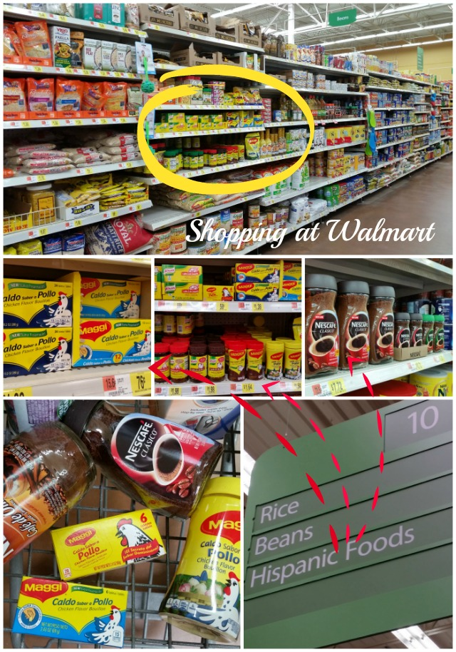 Shopping at Walmart for Nestlé Summer Products #FlavorYourSummer #ad