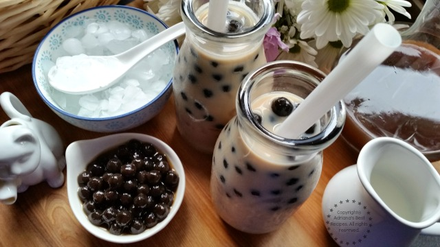 Boba Milk Tea is offered in many places in Taiwan and has spread out to be offered in Japan South Korea and China #TASTE15