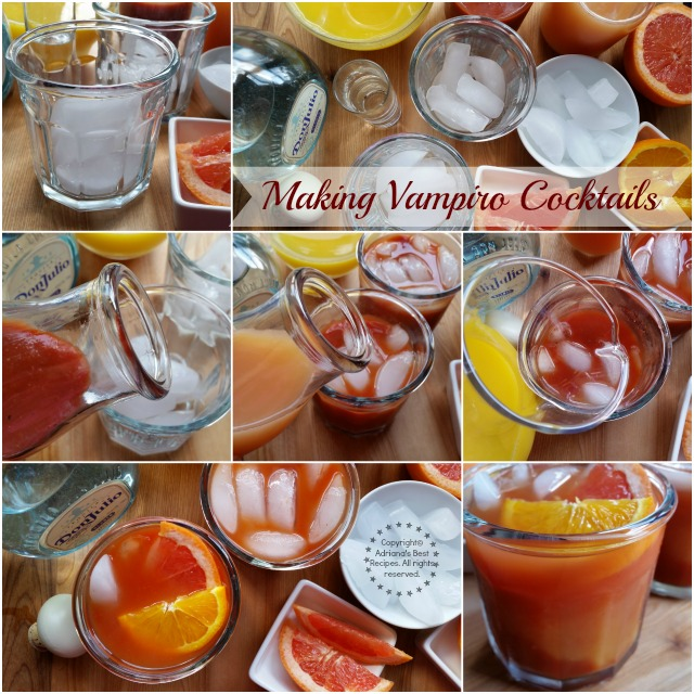 How to Make the Vampiro Cocktail