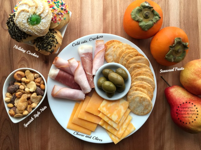 Easy finger foods to pair with Rioja Wines #TempranilloDay