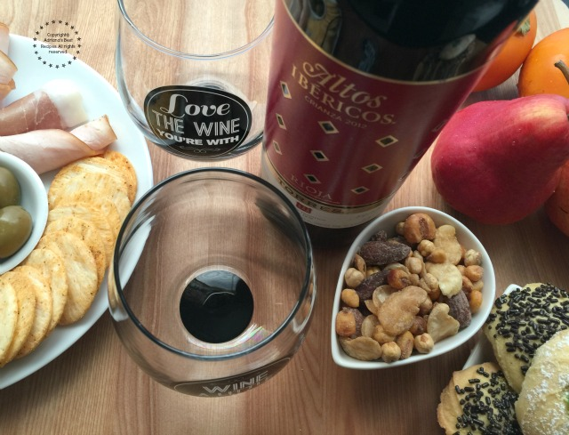 Love the wine you are with love Rioja Wine #TempranilloDay