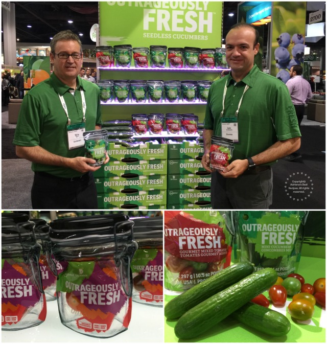 Outrageously Fresh Produce present at PMA Fresh Summit in Atlanta