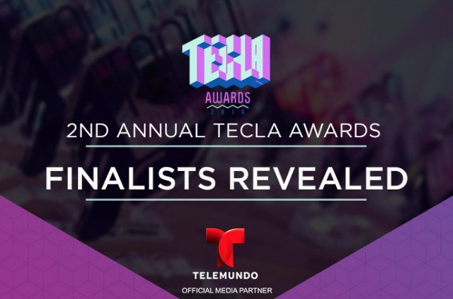 Tecla Awards Finalists Revealed
