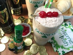The Guinness Shake recipe