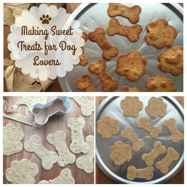 Making Sweet Treats