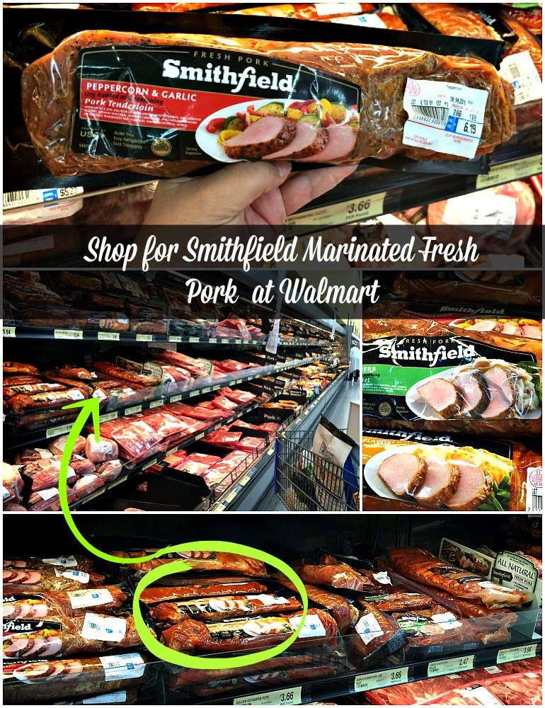 Shop for Smithfield Marinated Fresh Pork at Walmart