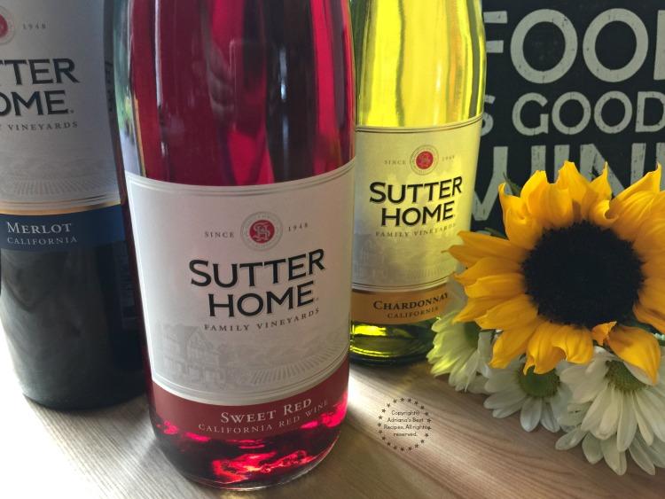 Los vinos Sutter Home son perfectos para unir a las personas y las hace sentir como en casa