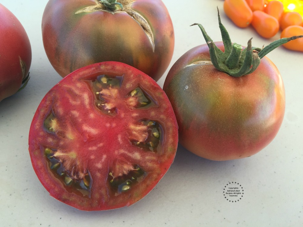 Hybrid tomato tasty and beefy