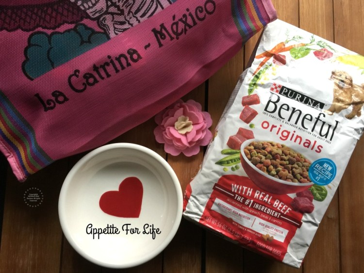 Beneful helps fuel your pet's appetite for life