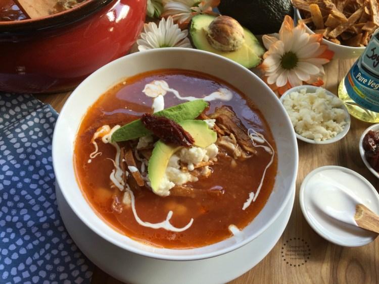 El caldo tlalpeño es una receta clásica de la cocina mexicana
