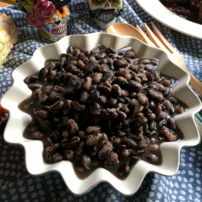 Orca Heirloom Beans for Dinner