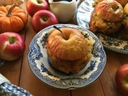 Manzanas Rellenas de Stuffing