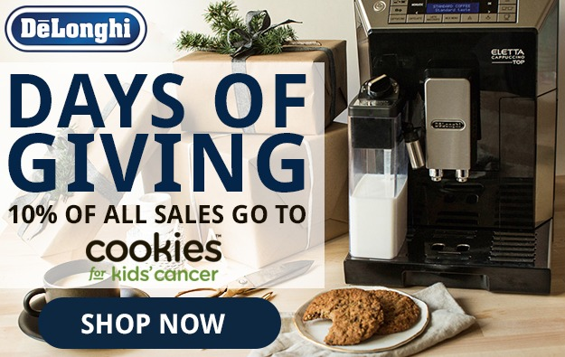 DeLonghi Days of Giving