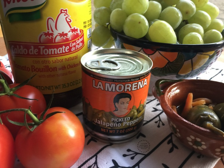 La Morena and Knorr are high quality products for crafting delicious meals to bring the family and friends together this New Years Eve