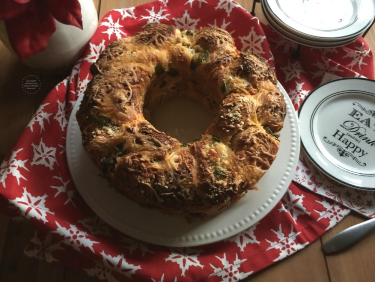 This Monkey Bread Mexican Style a stellar addition to a holiday menu