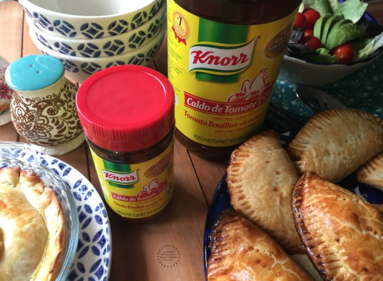 Knorr adds authentic flavor to traditional or to every day dishes beyond just soups, stews, and rice