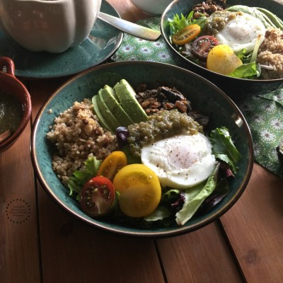 Mexican Buddha Bowl for Lent