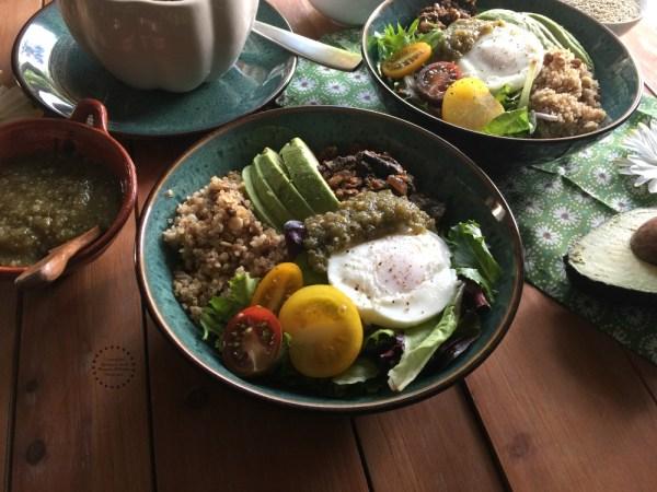 Platillo Mexicano Vegetariano para la Cuaresma