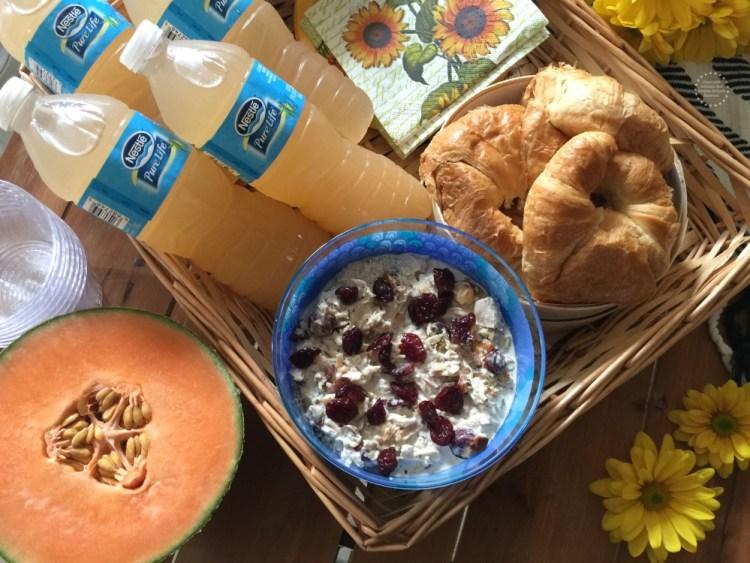 A perfect picnic thanks to Nestlé Pure Life