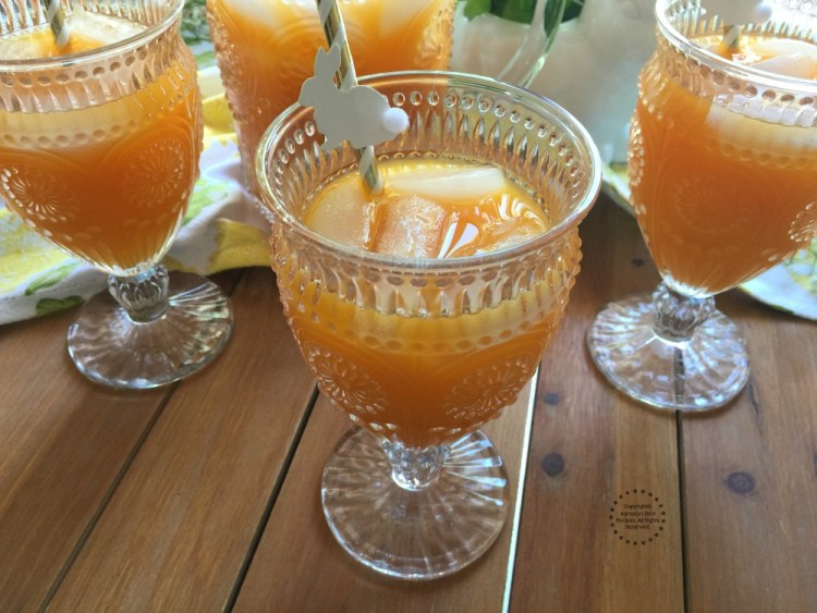 A refreshing Easter Punch to cheer this Easter