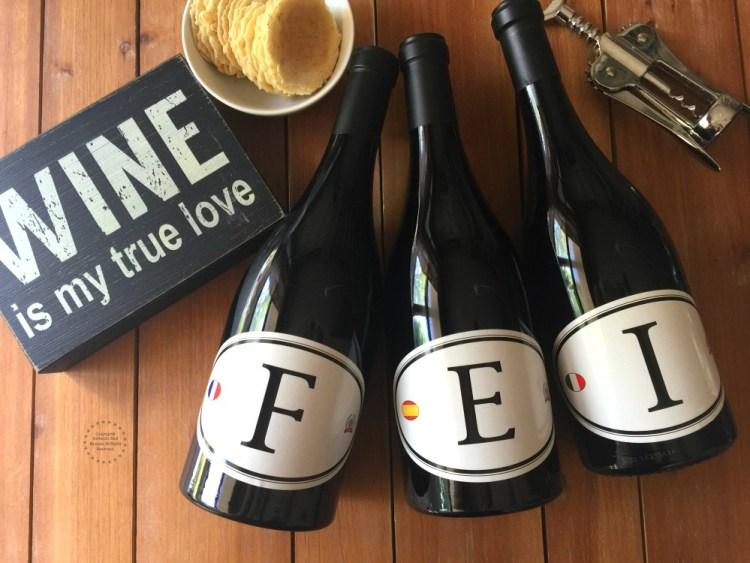 Vinos Tintos marca Locations Wine