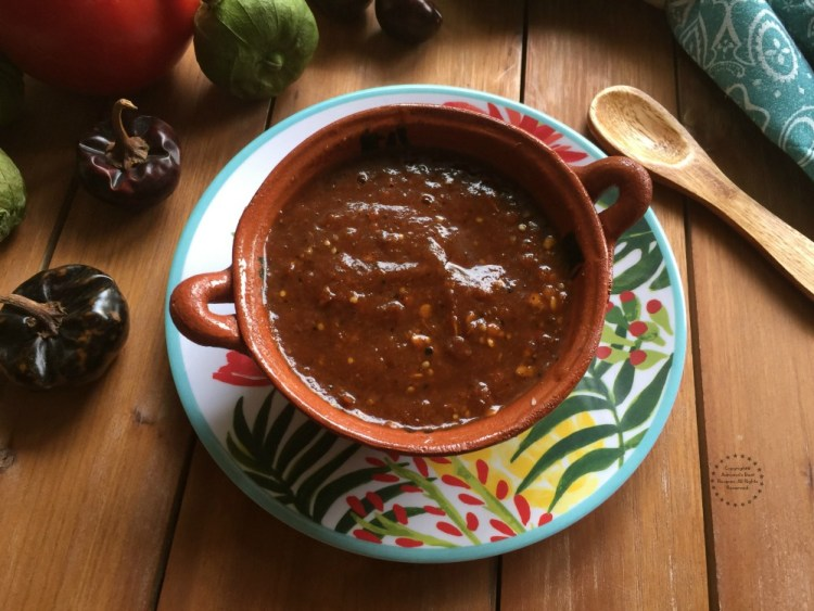 Cascabel Taquera Sauce and Easy Mexican Recipe