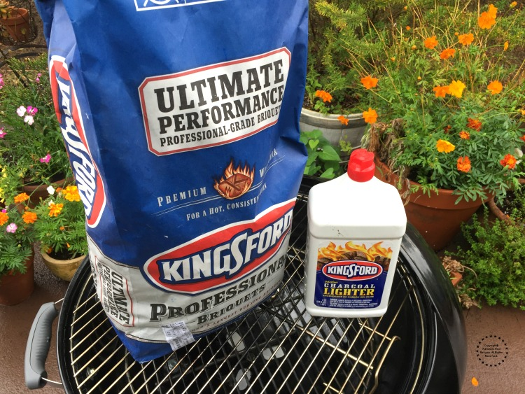 I always use Kingsford Charcoal for my parrilladas
