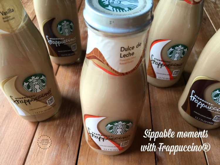 Starbucks Bottled Dulce de Leche Frappuccino Coffee Drink 13.7 oz Single Serve item only (not available in 4-pack)