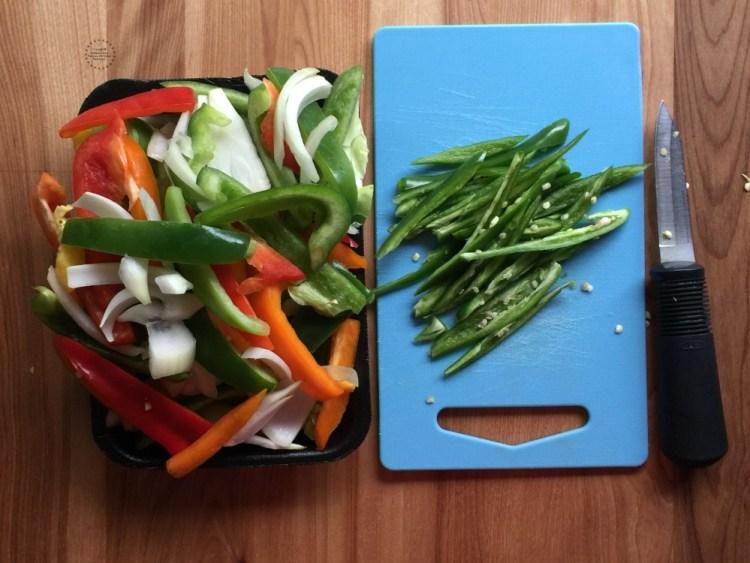 Utilizando ingredientes listos para usar y fáciles de encontrar en el supermercado