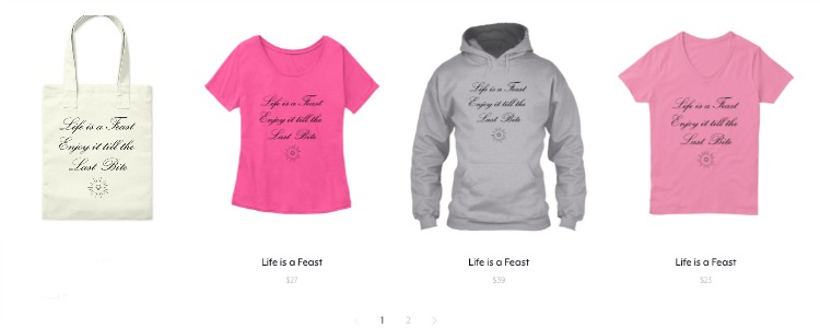 Life is a Feast Collection