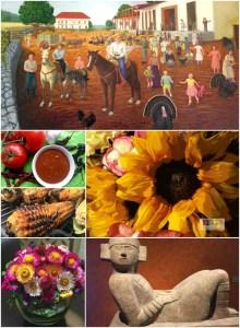 Una fiesta de blogs para la celebración de la herencia hispana. Treinta días de ricas recetas de comida latina con la participación de blogueras latinas