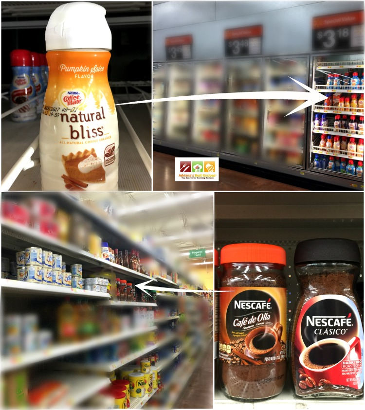 Purchase Nestle products at Walmart