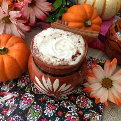 Pumpkin Spice Cafe de Olla