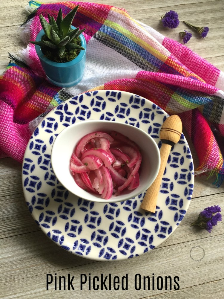 how to make pickled onions easy