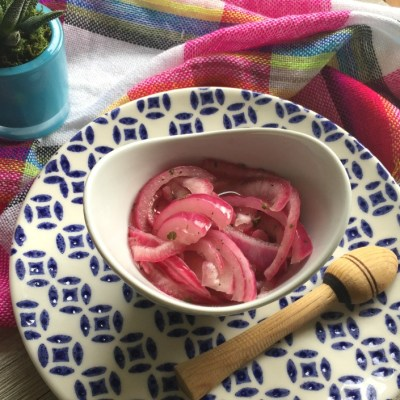 Mexican Pickled Onions Easy Recipe
