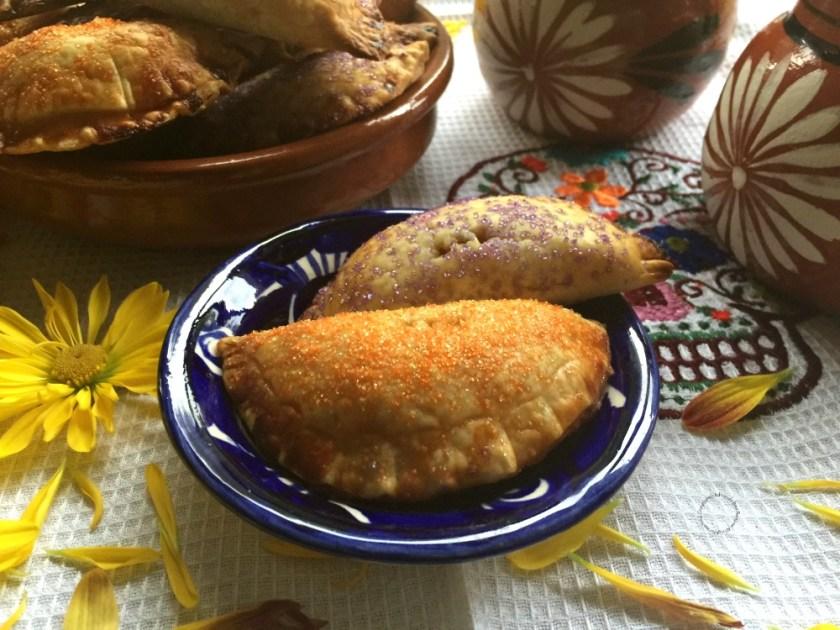 Empanadas de Calabaza en Tacha