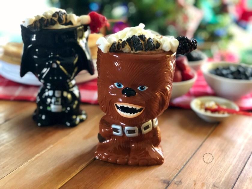 Chocolate Caliente Estilo Mexicano
