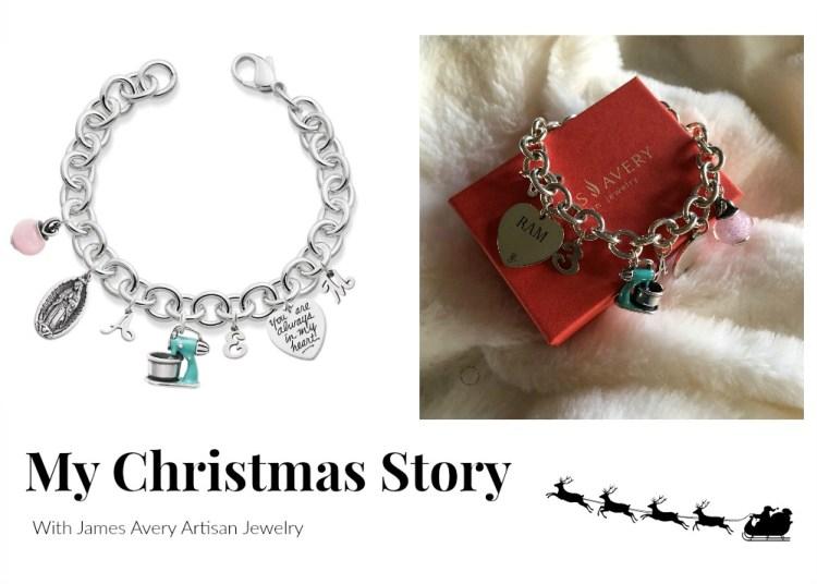 My Christmas Story with James Avery Artisan Jewelry
