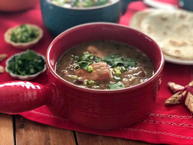Sonora Pork Stew or Pozole Sonorense