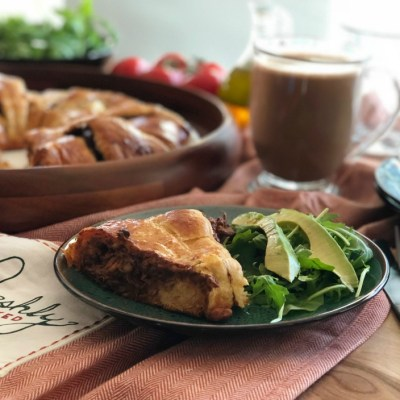 Fig Mole Rosca for Three Kings Day