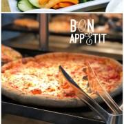 La deliciosa comida servida en BlogPaws