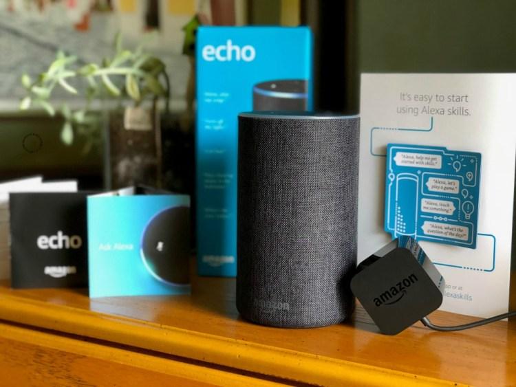 Amazon ECHO and Alexa Skill Blueprints