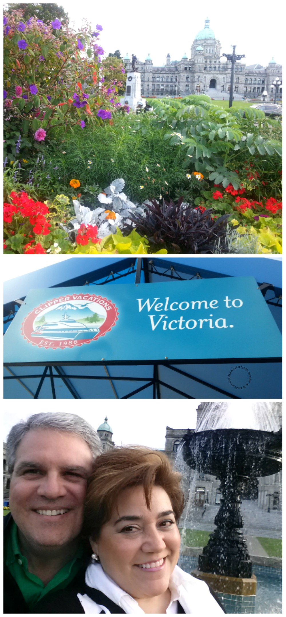 Welcome to Victoria, British Columbia