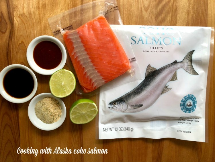 Cooking with Alaska coho salmon is easy and delicious